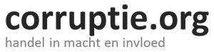 Corruptie logo